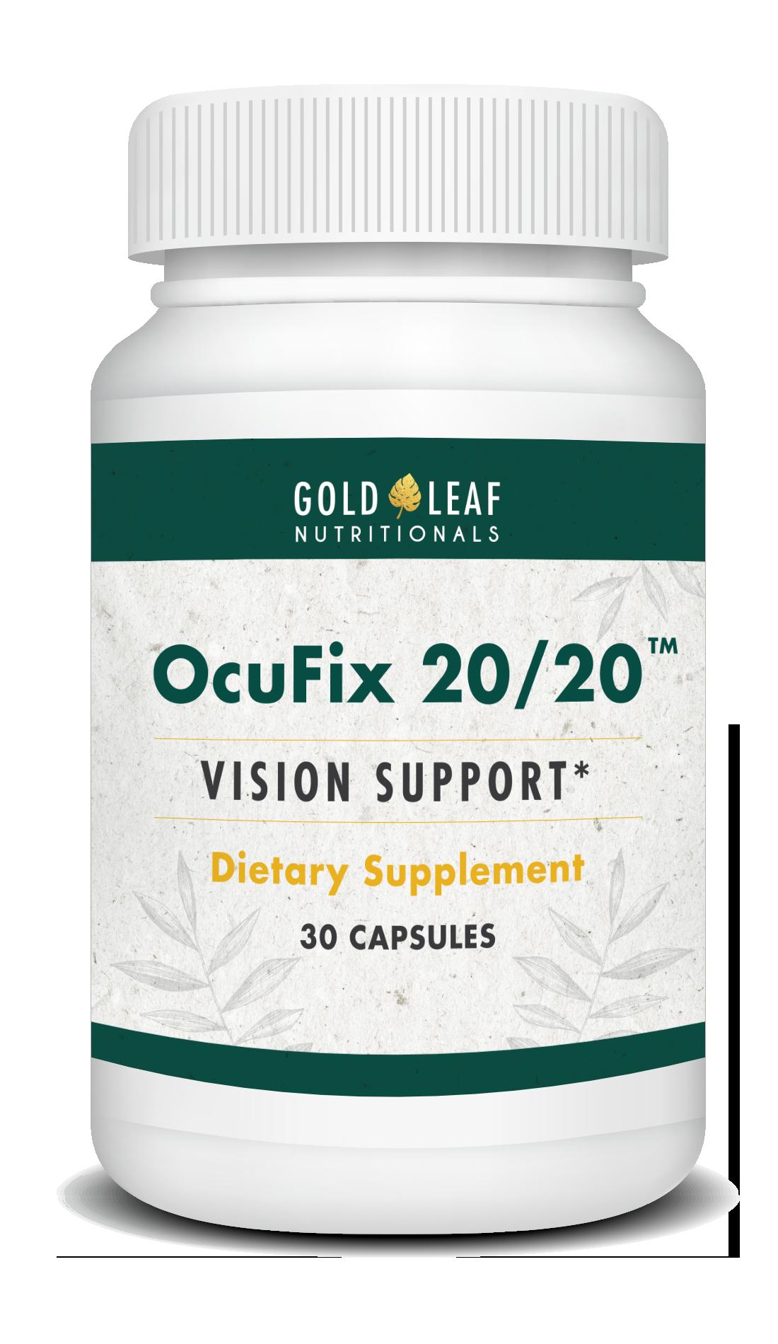 Bottle of Ocufix