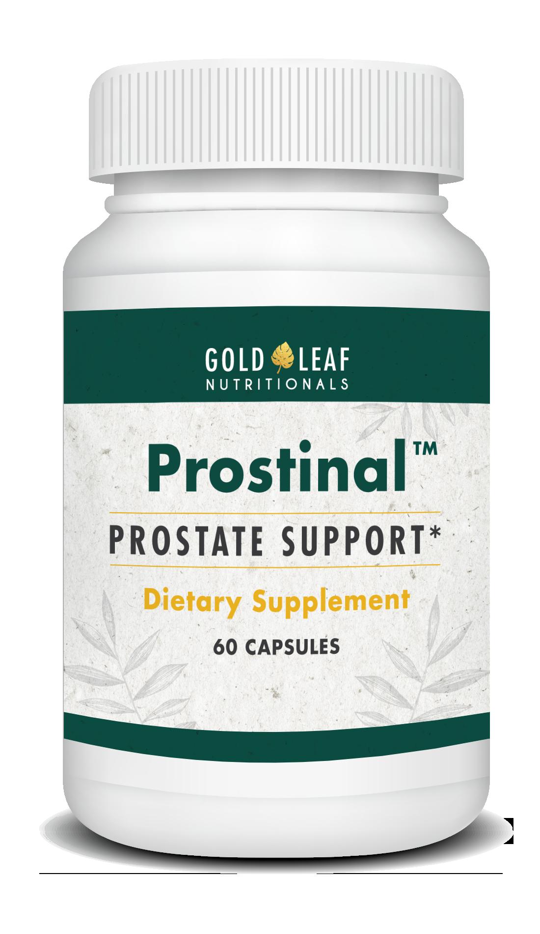 Bottle of Prostinal
