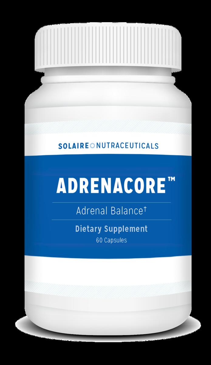 Bottle of AdrenaCore