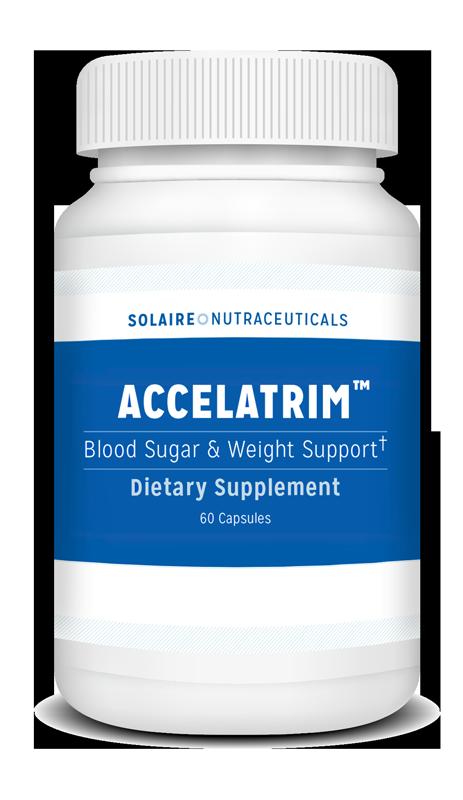 Bottle of AccelaTrim